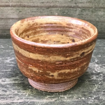 Small tea cup (brushed spodumene)